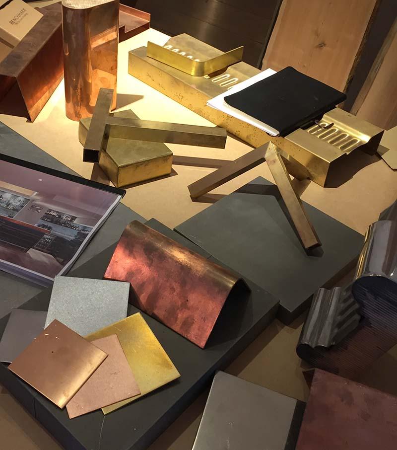 benchmark bespoke metalwork design samples