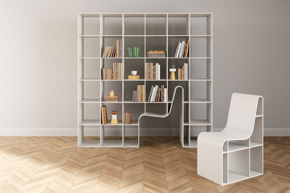 Alias Bookchair Milan Furniture