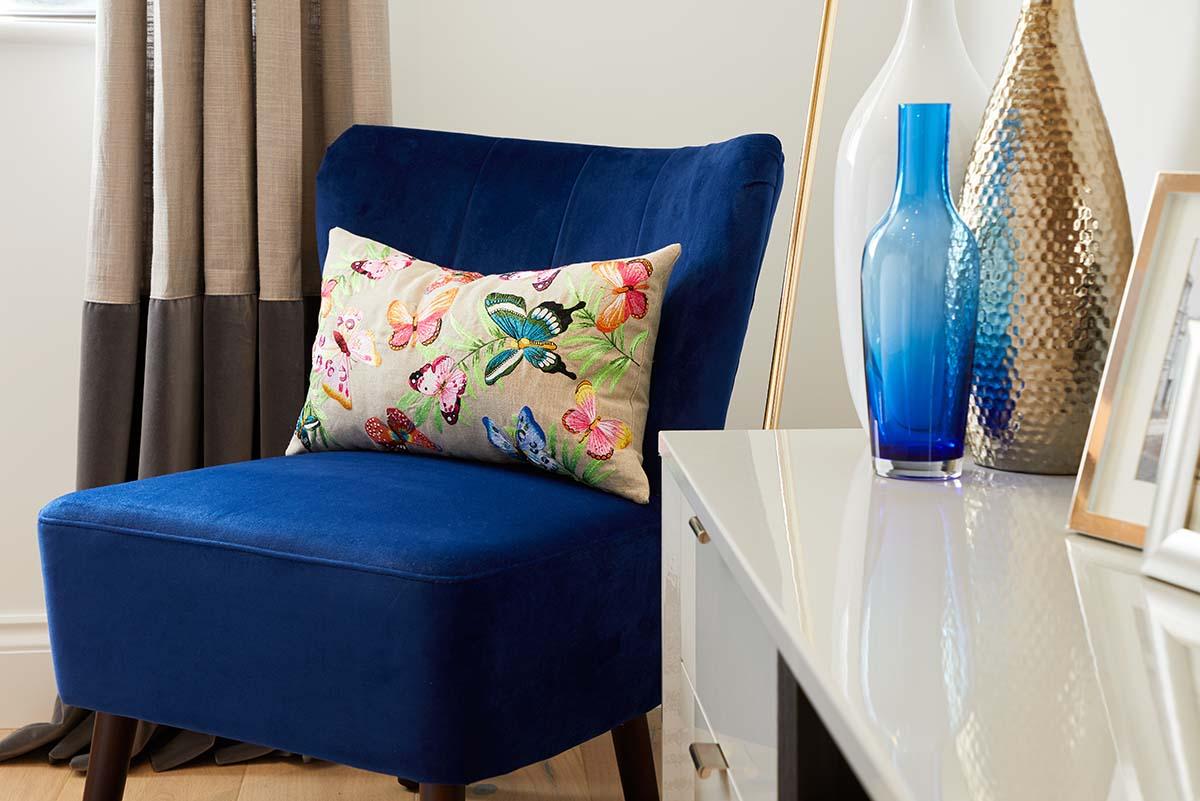 winchester hampshire show home interior design