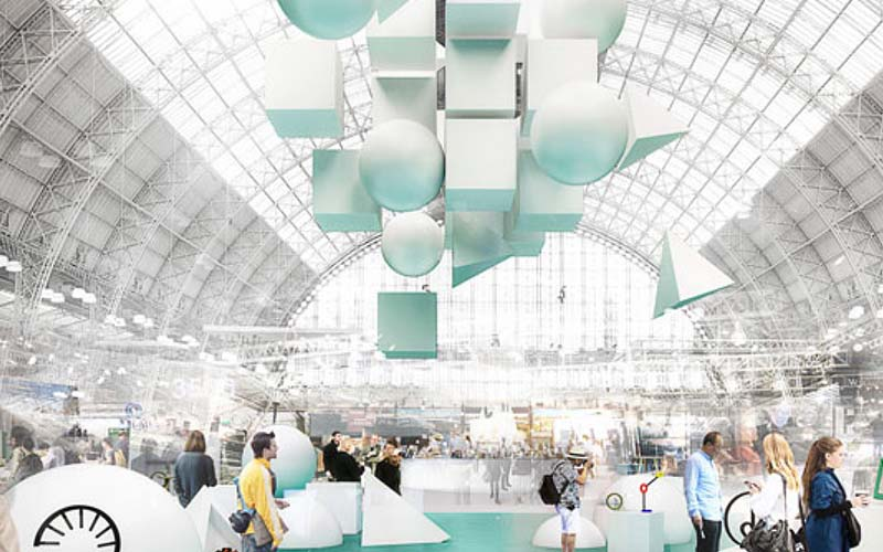 100 per cent design olympia london