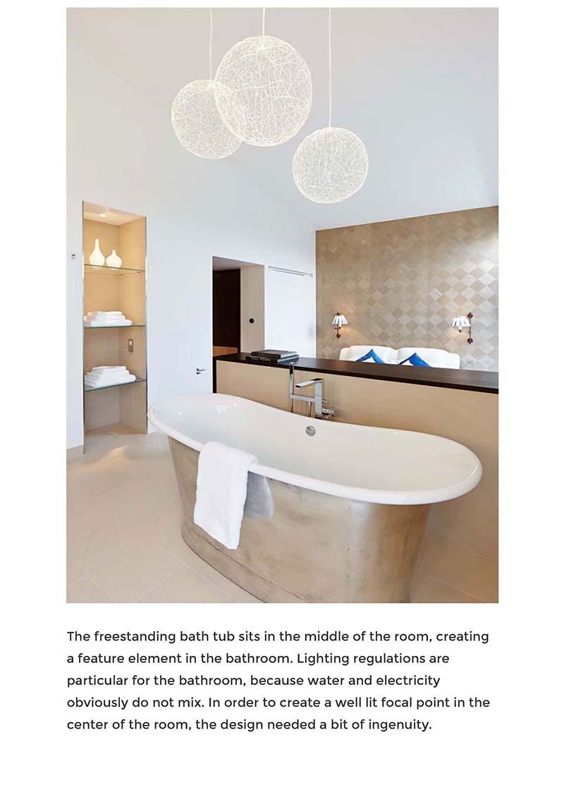 nonagon style london apartment interior design p14