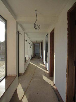 surrey courtyard cloister interior design