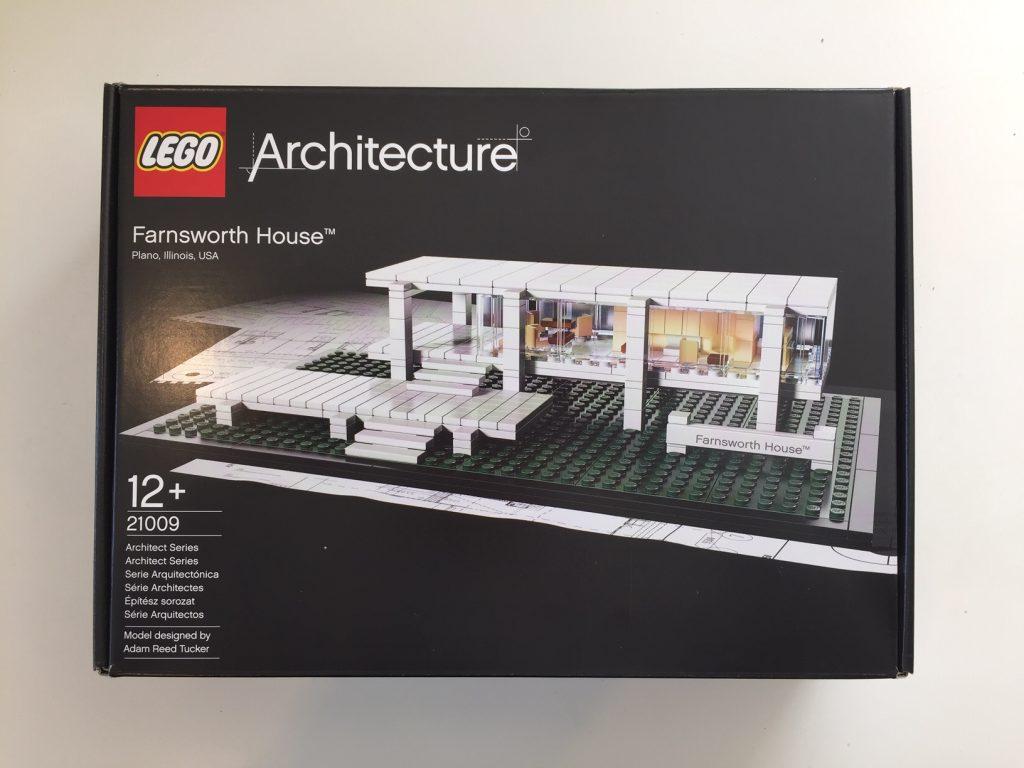 bauhaus mies van der rohe farnsworth house lego set