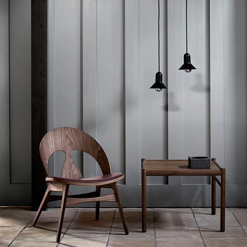 Contour chair by Borge Mogensen for Carl Hansen