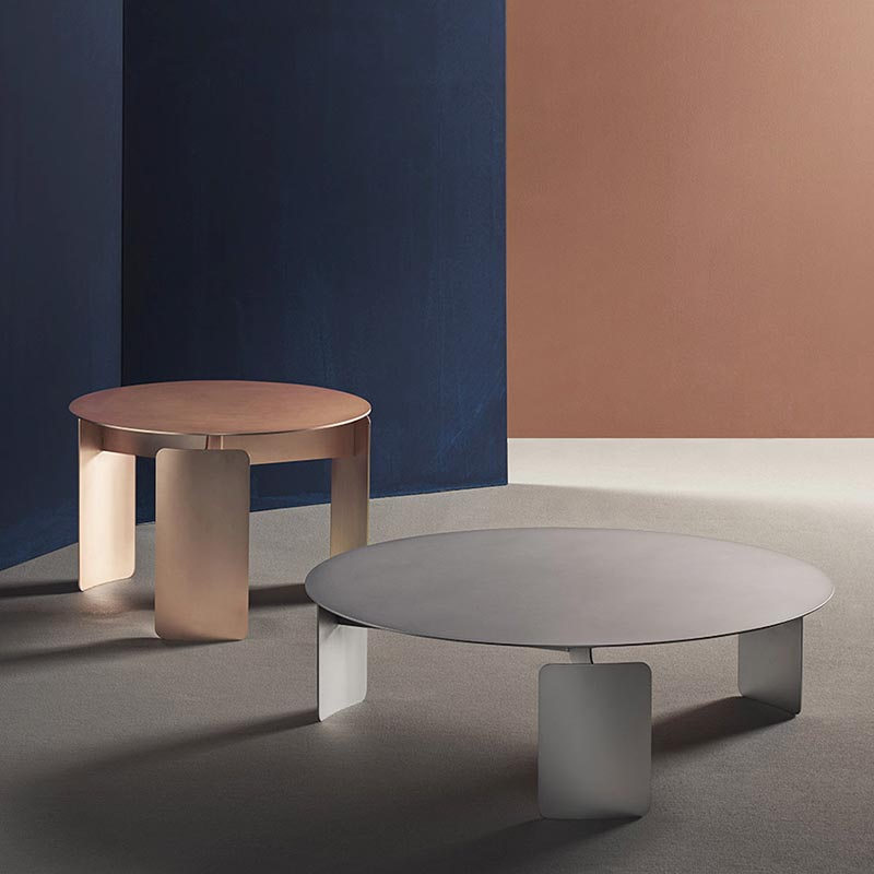 Tables by Elisa Honkanen for Mingardo