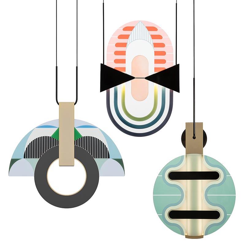 Torremato lamps by Elena Salmistraro for Il Finale