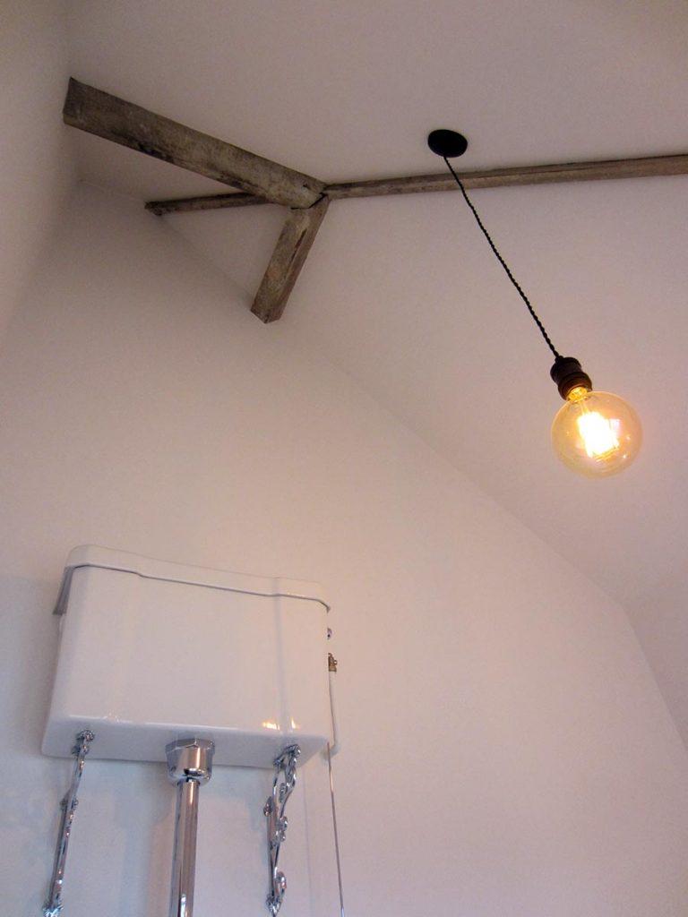 surrey hills cloakroom ceiling lighting