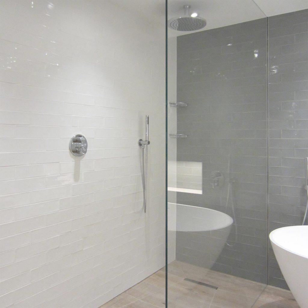 hampshire bathroom simple design wetroom shower