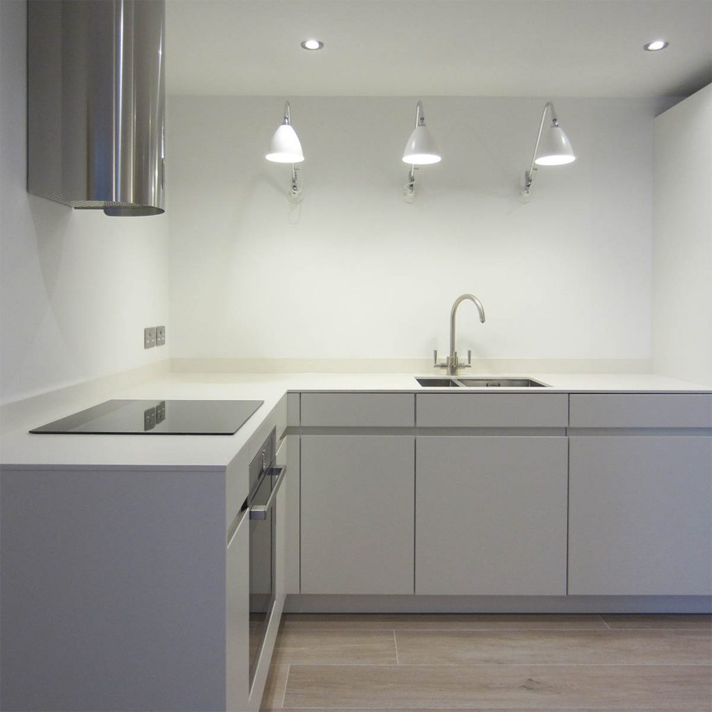 hampshire kitchen simple design minimal modern