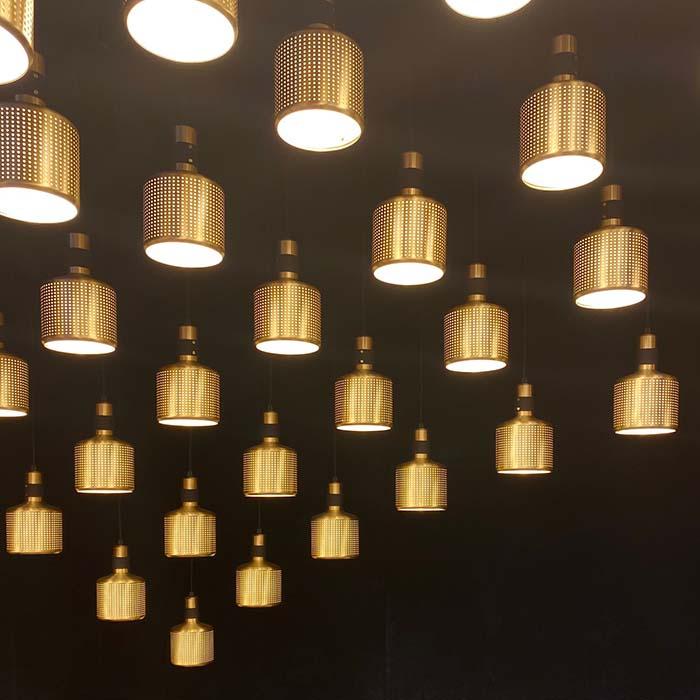 Decorex 2019 London – the latest in lighting design…