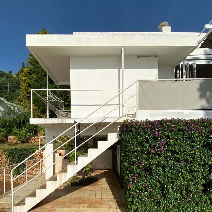 Visiting a modernist design masterpiece – Eileen Gray's E-1027 home