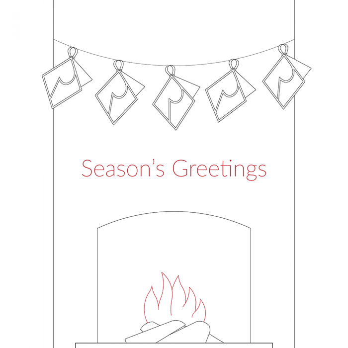 Season's Greetings from Residence Interior Design