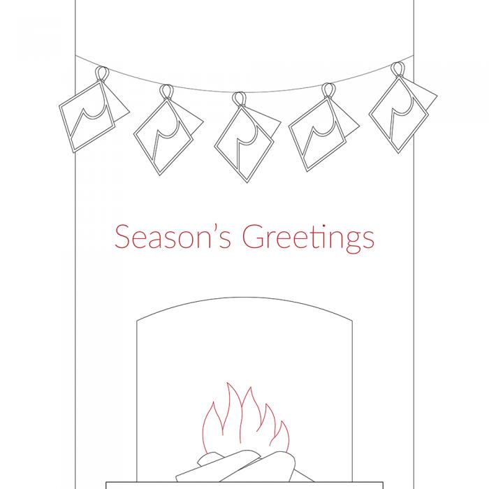 Season's Greetings from Residence Interior Design