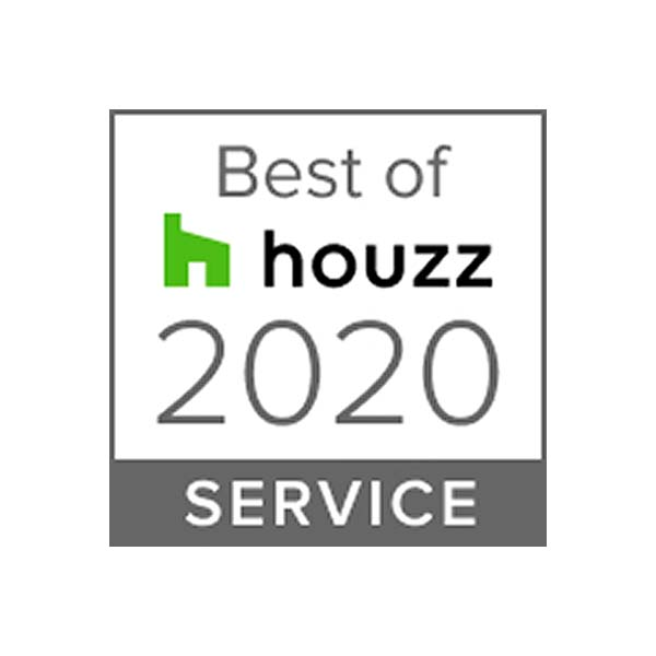 Best of Houzz 2020 – Highest Client Satisfaction for Interior Design