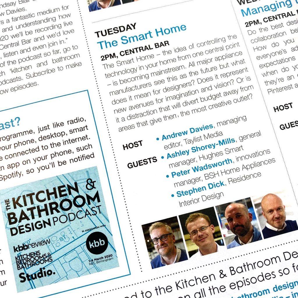 kbb podcast smart home design talk