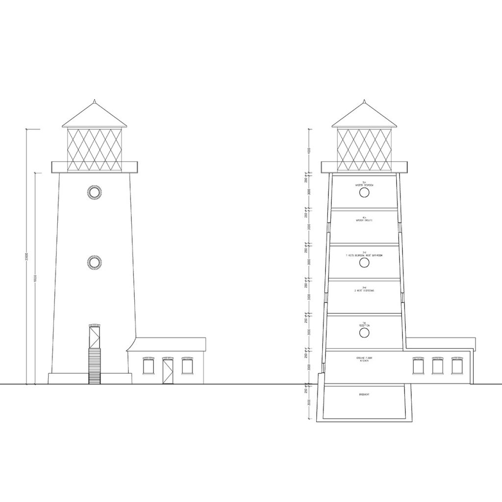 kbb lockdown design competition lighthouse