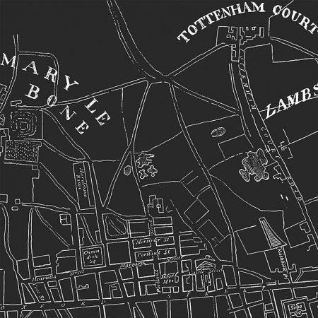 old marylebone london design map
