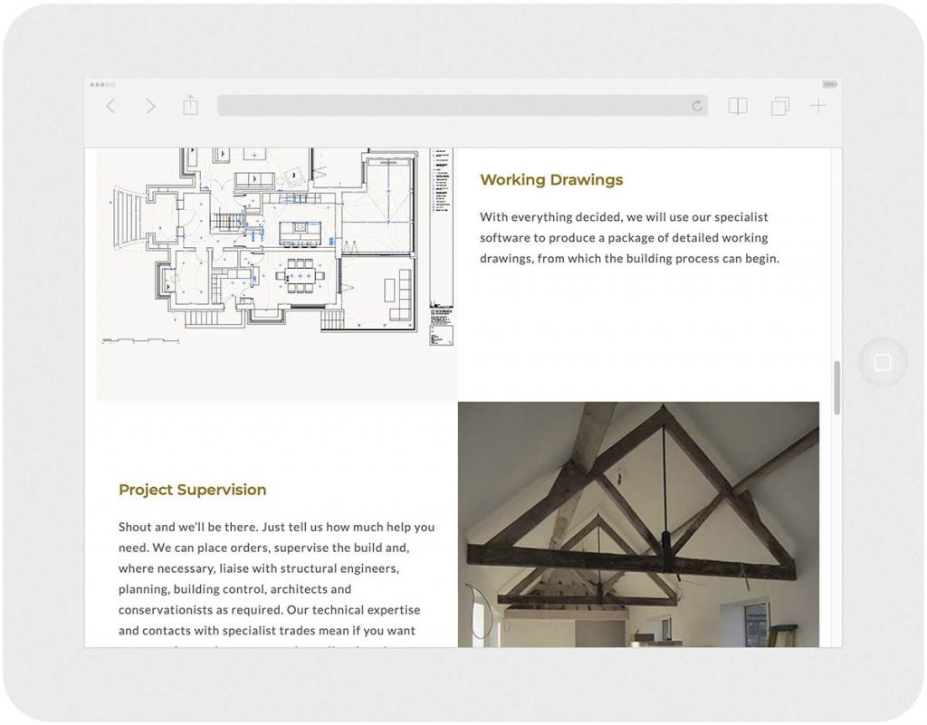 residence interior design website running projects
