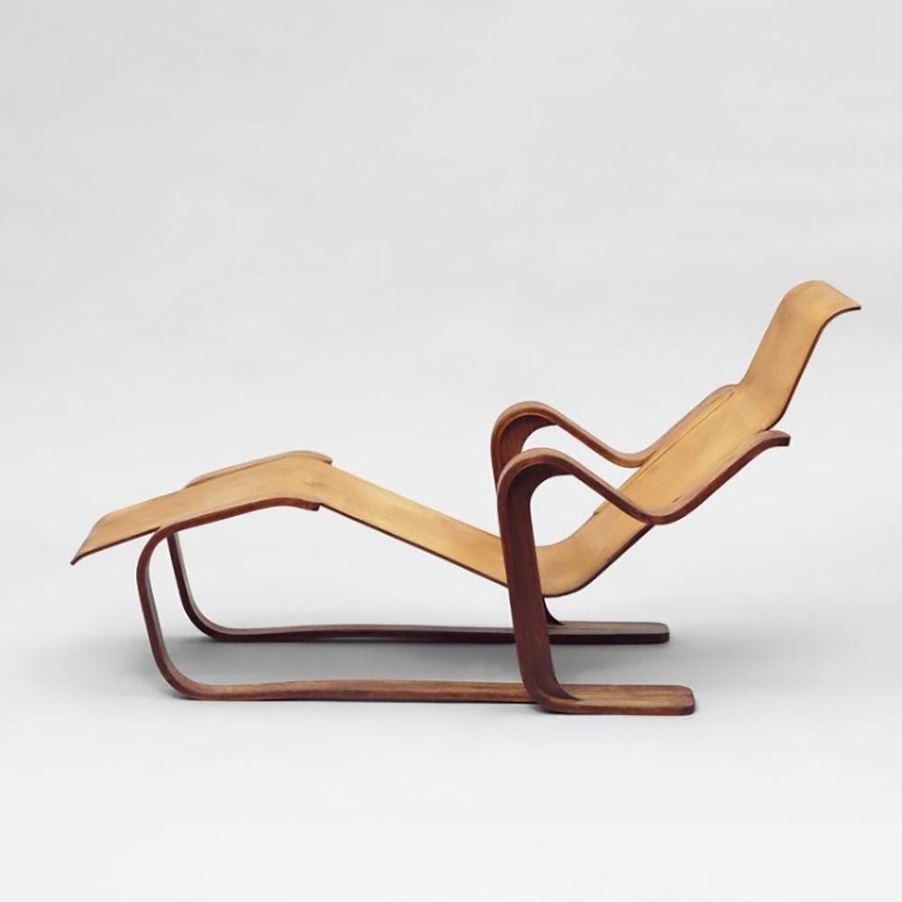 v&a marcel breuer long chair design